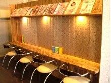 エイエムケイステージ (AMKステージ)の雰囲気(カフェのような待合スペース。)