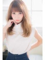 【canon】大人かわいい・白髪も明るく高明度カラー☆