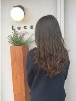 ルーチェ ヘアサロン(Luce hair salon)ナチュラルグラデーション