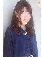 ヘアアンドビューティー ストーリア(hair & beauty STORIA)坂本 晶