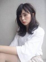 """シーヘアデザイン(SHE.hair design)""""地毛風ダークグレージュ"""""""