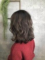 グランジュテ ヘアアンドスパ 新検見川(GRAND JETE Hair&Spa)透明感エアリーウェーブ♪[岩井麻由美]