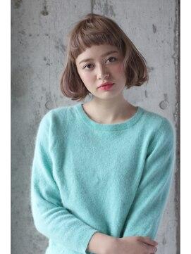 ノラジャーニー(NORA Journey)【NORA Journey】妖精みたいな☆フェアリーボブ★