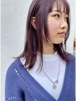 アンメリーアン(Ann merry ann)【stylist hikari】顔まわりレイヤー