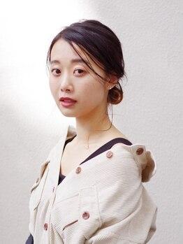 アルマヘアー(Alma hair by murasaki)の写真/【鶴舞駅すぐ】新導入☆《Alma hair》の美髪トリートメントで、ずっと触り続けていたくなる理想の美髪に♪