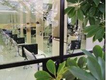 銀座ラボ 下北沢店(LA BO)の雰囲気(入り口には緑があります☆)