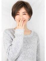 ヘアサロンガリカアオヤマ(hair salon Gallica aoyama)『 毛束感 & グレージュカラー 』☆ ナチュラル short ☆