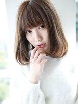 アグ ヘアー ナイン 東三国店(Agu hair nine)☆美シルエットボブ☆