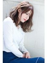 イロドリ ヘアーデザイン(IRODORI hair design)IRODORI 大人かわいい♪ミディアムボブ [西尾一寛]