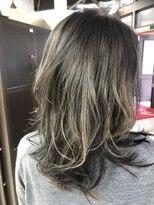 コレット ヘアー 大通(Colette hair)エアータッチ