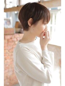 カライング(ing)【+~ing 】YAGI's可愛い小顔エアリーショート【柳沼くるみ】