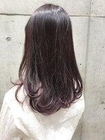 レックスヘアーインターナショナル(REX HAIR INTERNATIONAL)【REX 心斎橋】 パールガーネットカラー