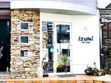 ヘアーステージ イズミ(hair stage Izumi)