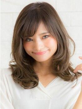 ビビ(BIBI)の写真/カラー専門店ならではの技術力◎髪へのダメージを抑え、頭皮にも優しい話題の【和漢彩染】導入しました!