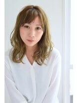 ソラ ヘアデザイン(Sora hair design)透明感のある、イルミナアッシュカラー