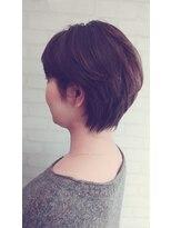 ヘアーアンドメイククリアー(Hair&Make CLEAR)大人女性ショートボブ