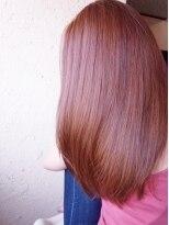 ギミック ヘア ファクトリー(gimmick hair factory)ショコラピンク