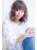 ロンド フィーユ(Lond fille)【Lond fille】ラフなカールで透け感を演出☆