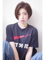 ヘアリゾート リアン(hair resort Lien)綺麗めショートボブ ☆Lien☆ 倉田