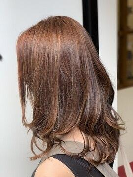 フーヘアーリビング(Fuu Hair Living)ピンクパープル