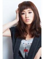 ミンクス ギンザ(MINX ginza)【MINX銀座】大人ショートバング!デザイン前髪