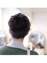 ヴァールデン ヘアー(Varlden hair)men'sカット サロンワーク