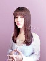 チェルシー(CHELSEA)縮毛矯正とカラーでダメージしている方への髪質改善〈縮毛矯正〉