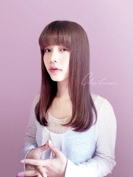 チェルシー(CHELSEA)縮毛矯正とカラーでダメージしている方への髪質改善〈&パーマ〉