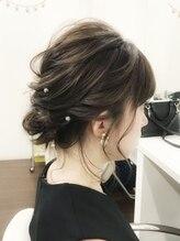 ヘアーラボ フレイバ(Hair Lab FLAVA)全方位かわいい*おくれ毛アップ +。