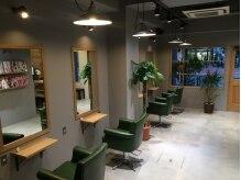シナヘアー 清澄白河店(SHINA hair)の雰囲気(落ち着いた雰囲気でリラックスして施術が受けられます♪)