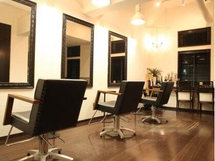 ヘアースタジオ ラスト(HAIR STUDIO LAST)の写真