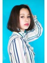 アーツ 町田店(Hair&Make arts)アッシュグレージュ×うるツヤボブ