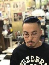 ジェントルマンバーバー(gentleman Barber)gentleman style vol.20