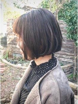 アッドランプ ヘアー 則武店(add Lamp hair)の写真/ドライカットで叶えるあなたらしさ…☆トレンドや憧れ、髪質のお悩みなどあなたの思いを聞かせてください♪