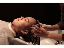 モザイク(MOSAIQUE)の雰囲気(【東三国/新大阪】半個室の部屋で至福のシャンプー時間を体感♪)