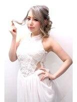 ☆CAPSULE☆パーティーへアセット☆サイドアップ
