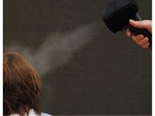 ヘアーメイク ライブリー(Hair make Lively)の雰囲気(薬剤によるダメージを軽減する為パーマにはナノミストを使用♪)