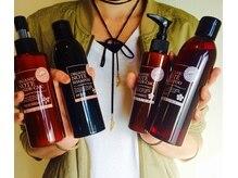 ヘアガーデン ルピアス(Hair Garden L'pias)の雰囲気(贅沢な香り☆5種類から選べるオーガニックシャンプー)