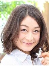 アフティ(afumty)オトナ可愛い☆きれいめ☆ゆるボブ