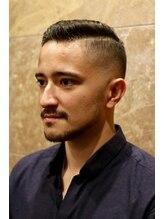 バルビエ グラン 銀座(barbier GRAND)これぞバーバー!スキンフェードスタイル