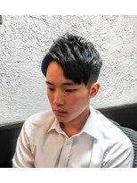 ヘアーメイクサロンアカイシ(hairmake salon AKAISHI)ナチュラル,オンザフロント