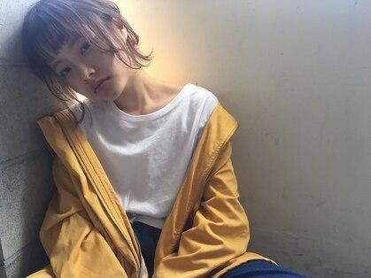 マカロ ヘア アトリエ(macaro hair atelier)の写真
