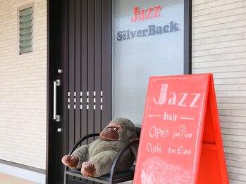 ジャズシルバーバック(Jazz Silver Back)の写真/【学生、お子様連れにオススメ!】お手頃価格でトレンドのスタイルに♪再現性、モチも◎扱いやすいヘアに☆