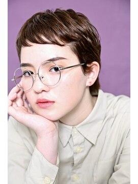 ユージー ヘアー(ug hair)【ug hair】マニッシュショート