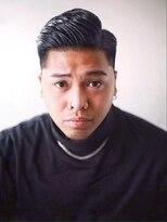 73 バーバー フェード stylist 稲田