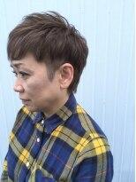 カロン(CA-LON)【大人ショート】女性のツーブロックスタイル