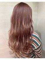 ヘアアンドビューティー クローバー(Hair&Beauty Clover)lavender beige