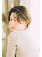 ヘアラウンジ アンリオ(hair lounge an rio)☆ひし形ショートボブ☆