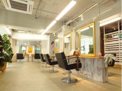 ワフト 千葉店(Hair Design Waft)の写真