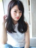アグ ヘアー ナイン 東三国店(Agu hair nine)透明×清楚☆ダークトーンヘア